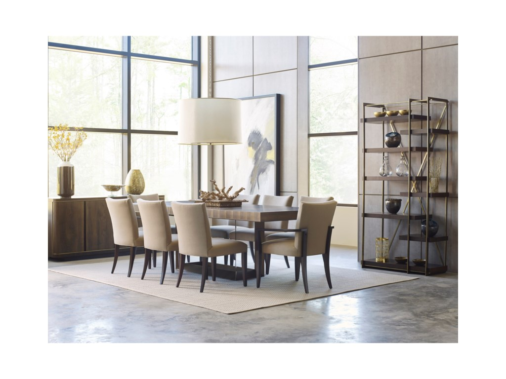 American Drew Ad Modern OrganicsFormal Dining Room Group