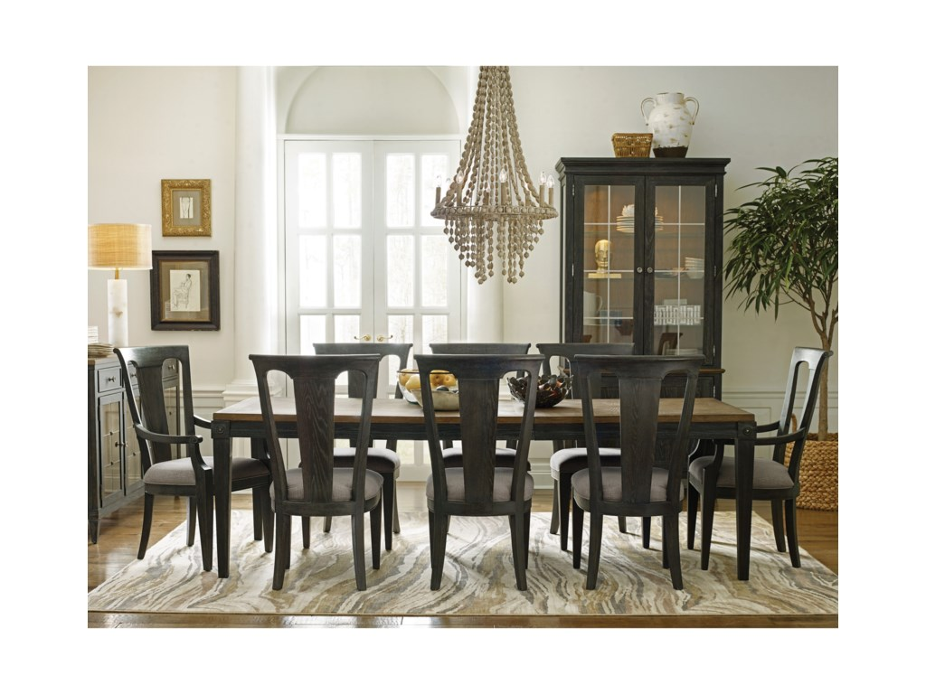 American Drew ArdennesFormal Dining Room Group