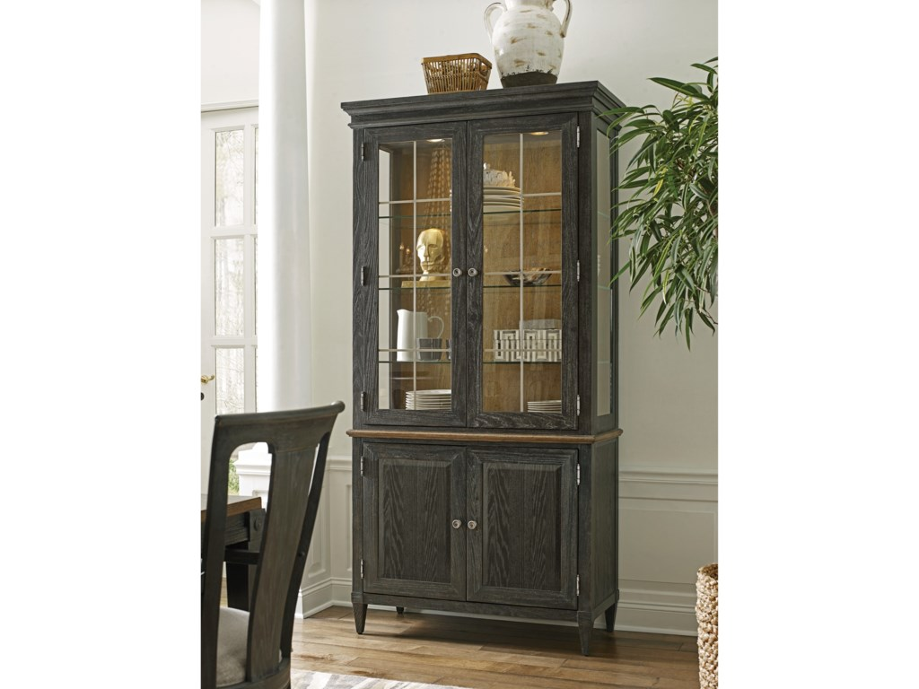 American Drew ArdennesLiege China Cabinet