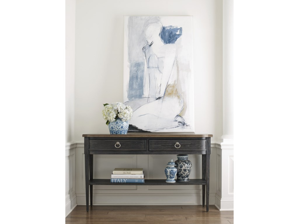 American Drew ArdennesSabine Console Table