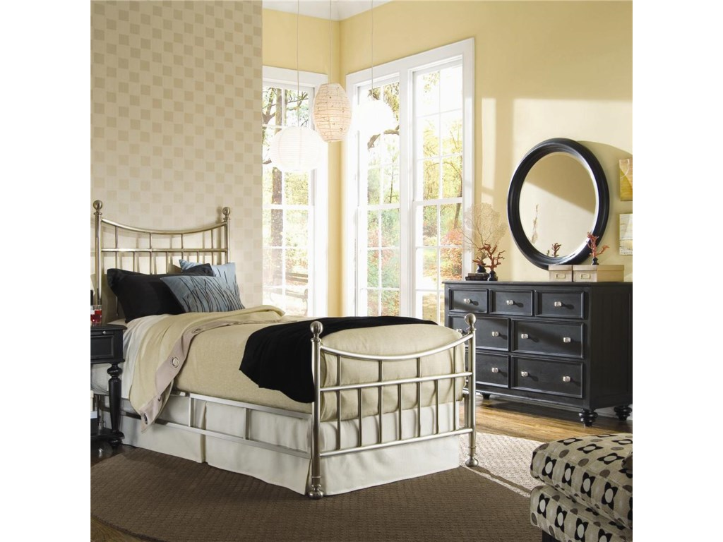 Mirror Featured in a Bedroom Setting