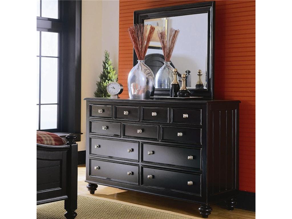 Dresser Chest Featured with Mirror