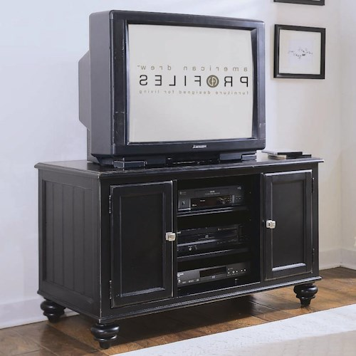 American Drew Camden - Dark Media Center 48 Inches
