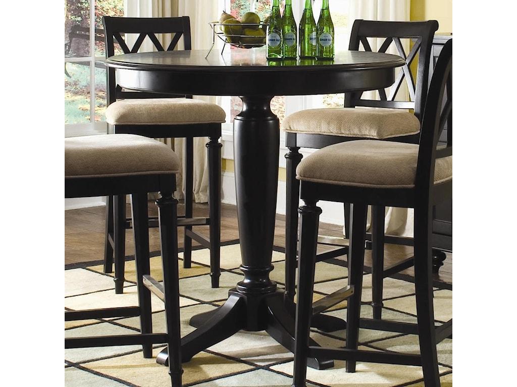 Popular list bar height tables