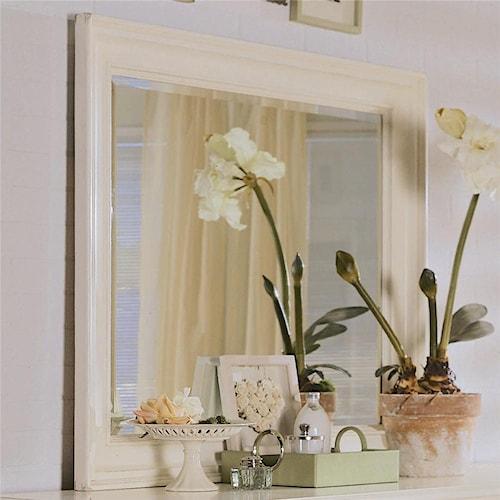 American Drew Camden - Light Rectangular Mirror