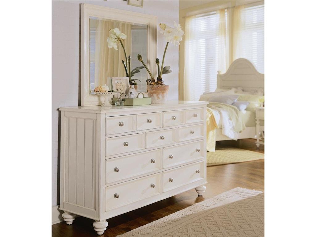 Mirror Featured with Dresser