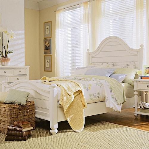 American Drew Camden - Light King Panel Bed