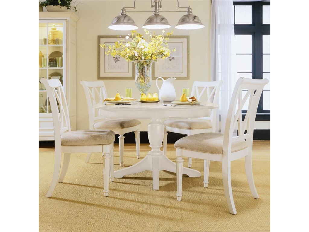Round Table Featured with Chairs