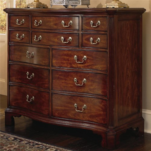 American Drew Cherry Grove 45th 12 Drawer Dressing Chest