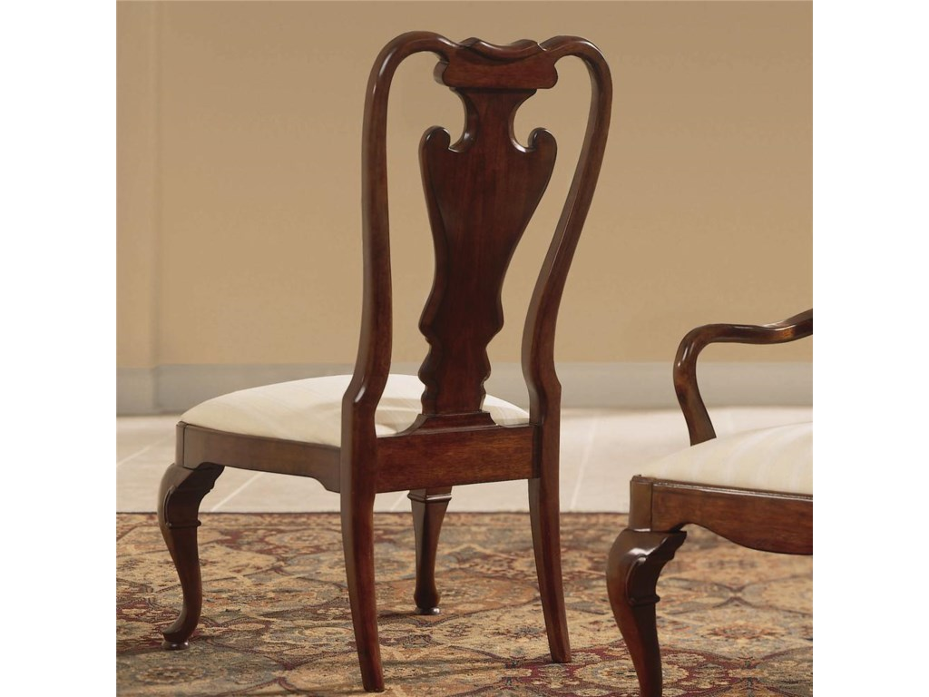 American Drew Cherry Grove 45thSplat Back Side Chair