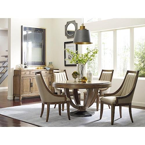 American Drew EVOKE  Casual Dining Room Group