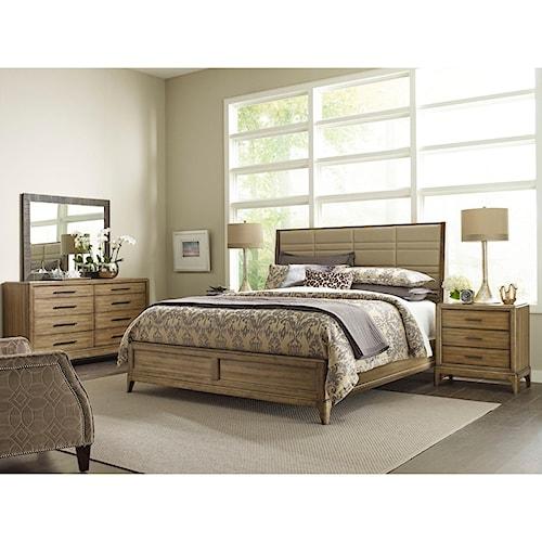 American Drew EVOKE  California King Bedroom Group