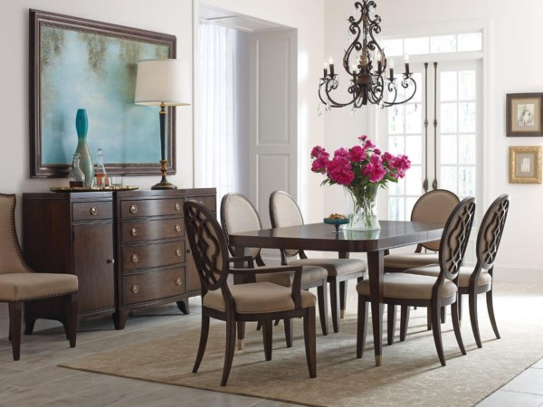 Living Trends Grantham Hall Formal Dining Room Group 2