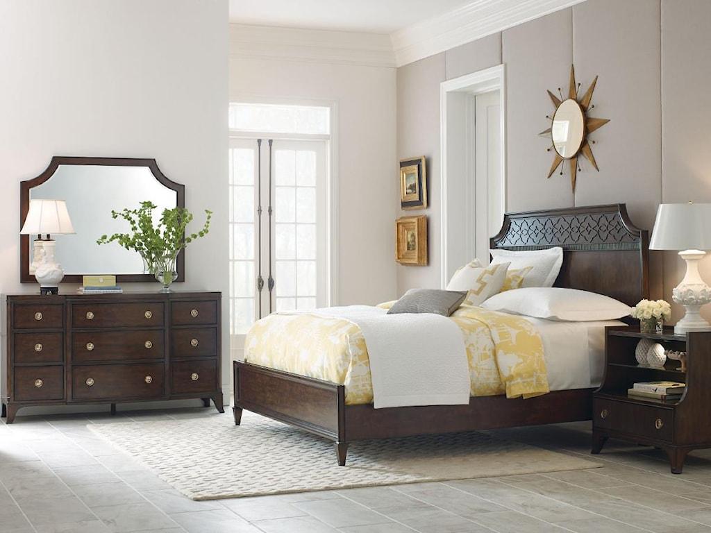 American Drew Grantham HallFull/Queen Bedroom Group 1
