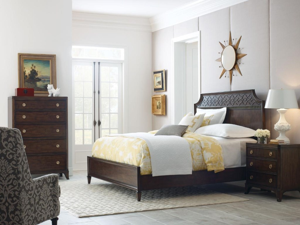 American Drew Grantham HallFull/Queen Bedroom Group 2