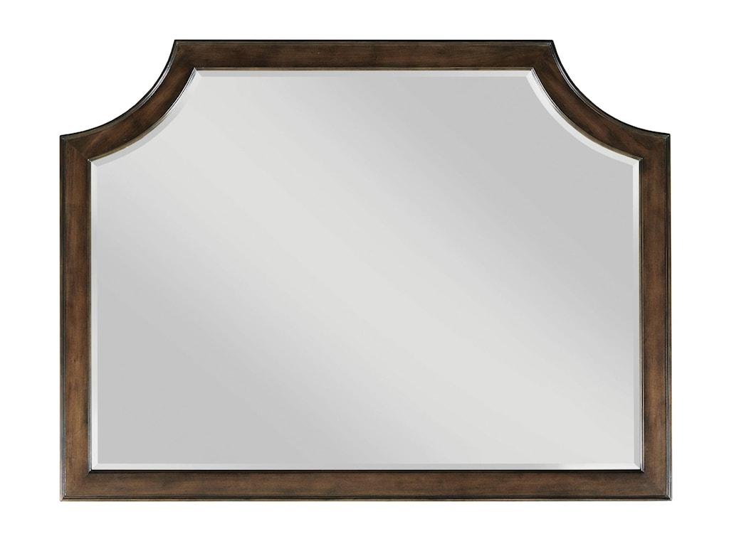 American Drew Grantham HallLandscape Mirror
