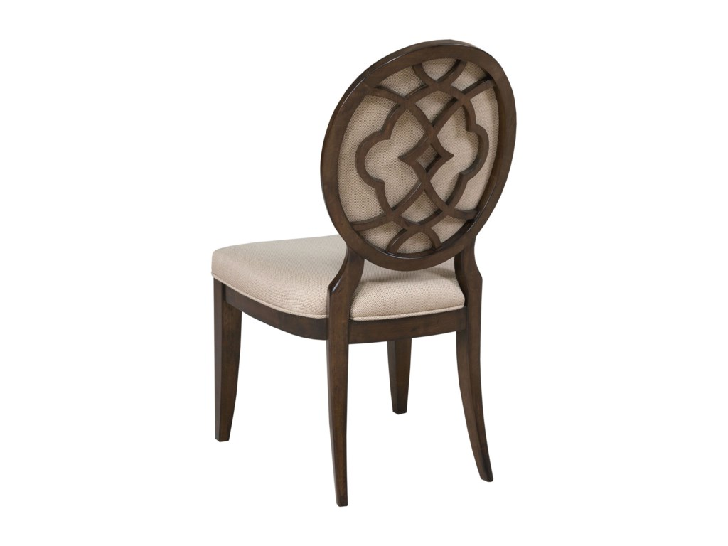 American Drew Grantham HallUpholstered Side Chair