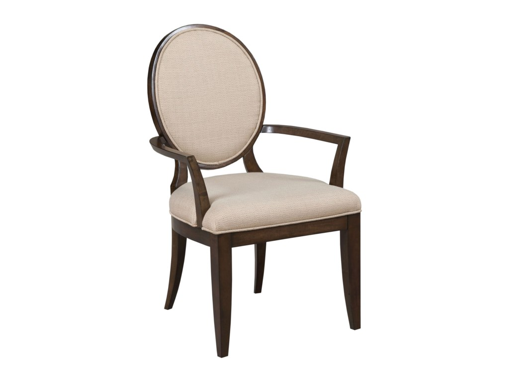 American Drew Grantham HallUpholstered Arm Chair