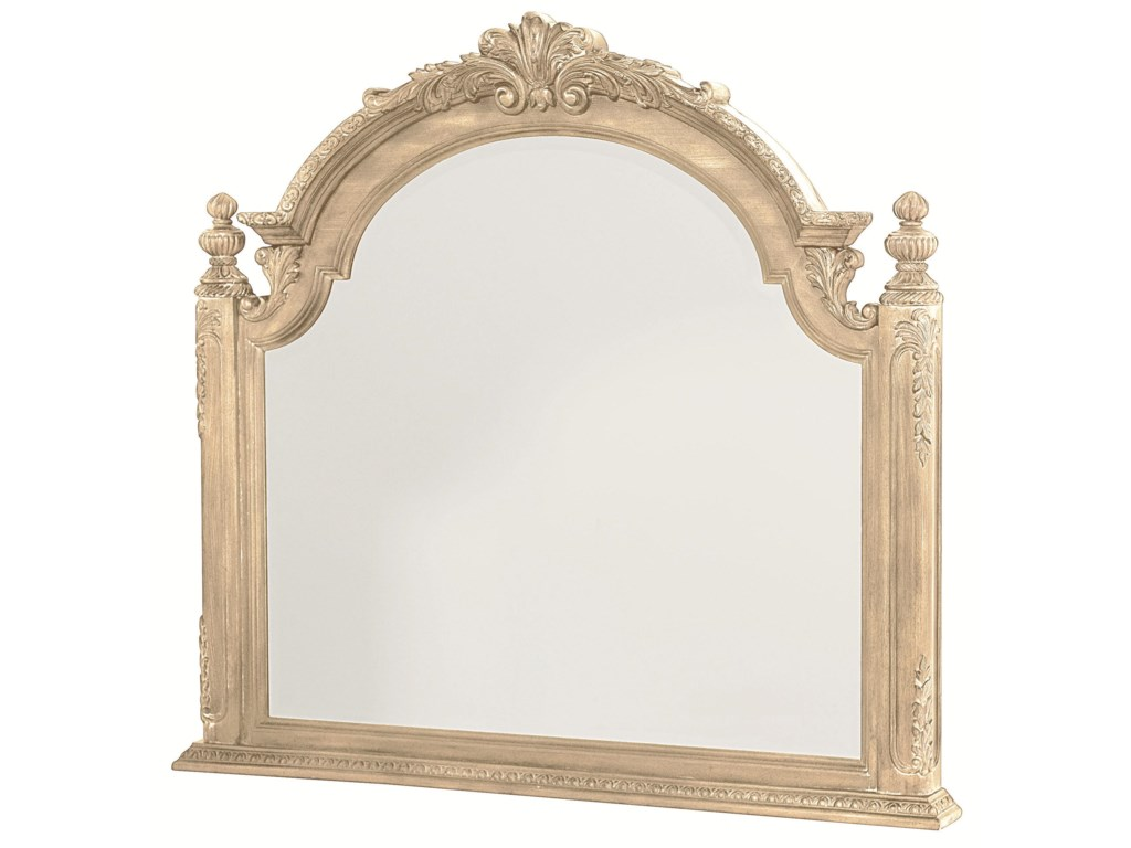 American Drew Jessica McClintock Home - The Boutique CollectionDresser & Mirror