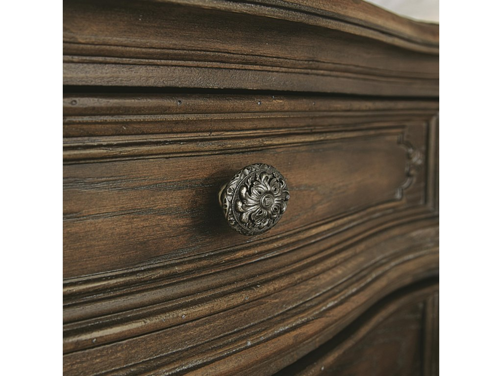 American Drew Jessica McClintock Home - The Boutique CollectionDrawer Nightstand