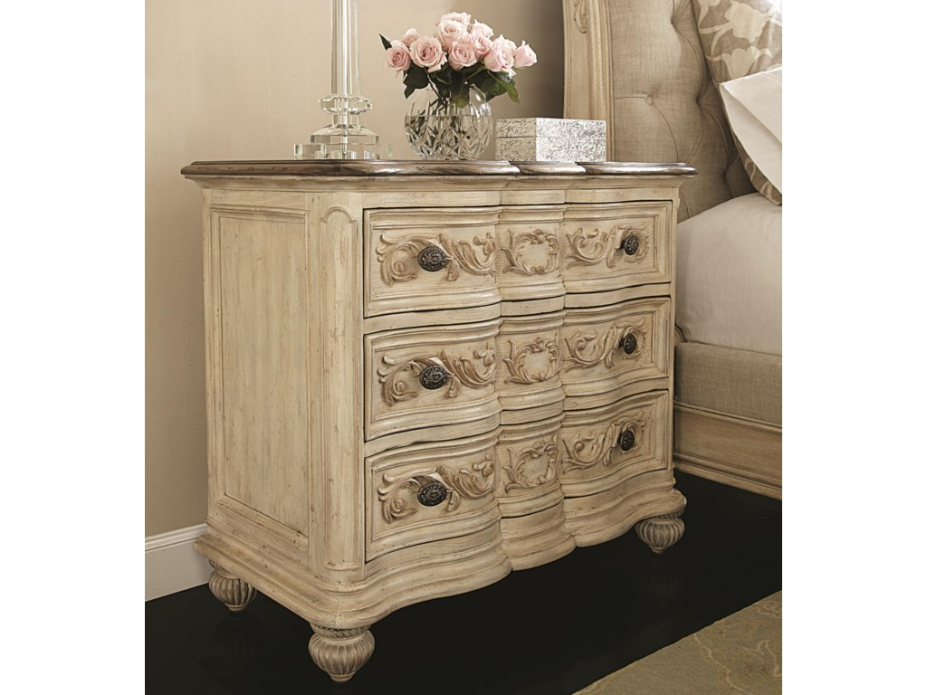 American Drew Jessica McClintock Home - The Boutique CollectionBachelor Chest