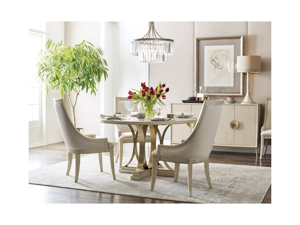 American Drew Lenox Casual Dining Room Group Esprit Decor