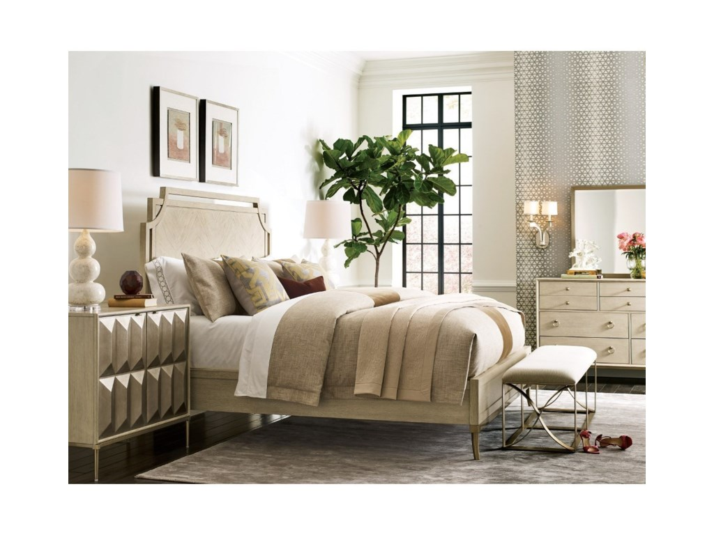 American Drew LenoxCalifornia King Bedroom Group
