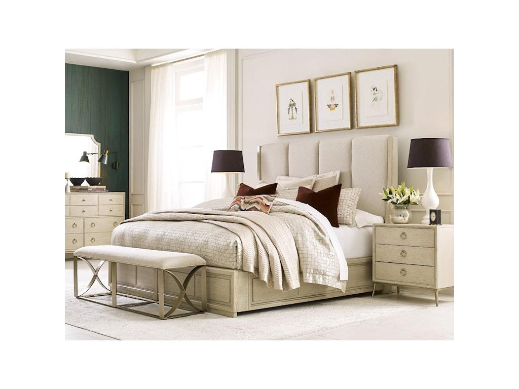 American Drew LenoxCalifornia King Bedroom Group