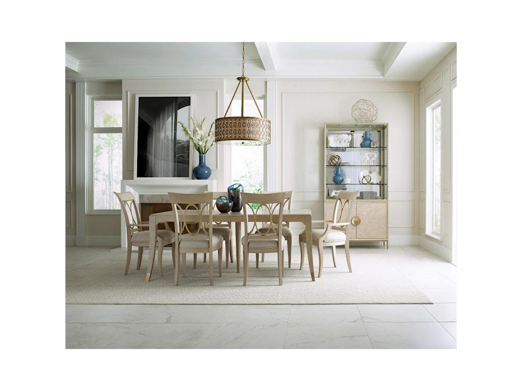 American Drew LenoxArm Dining Chair