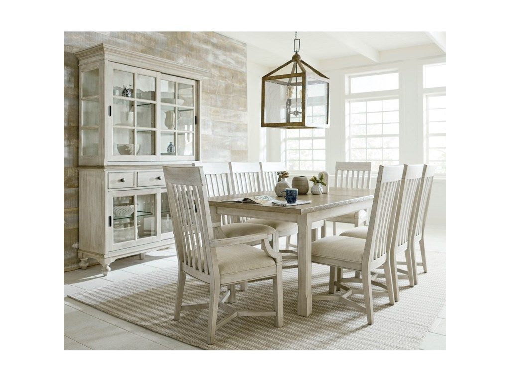 American Drew LitchfieldFormal Dining Room Group