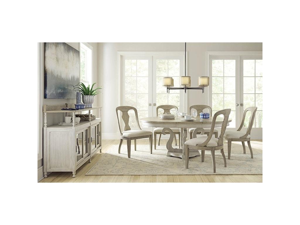American Drew LitchfieldFormal Dining Room Group