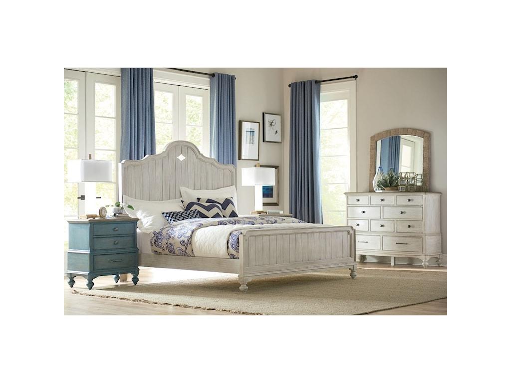 Living Trends LitchfieldQueen Bedroom Group