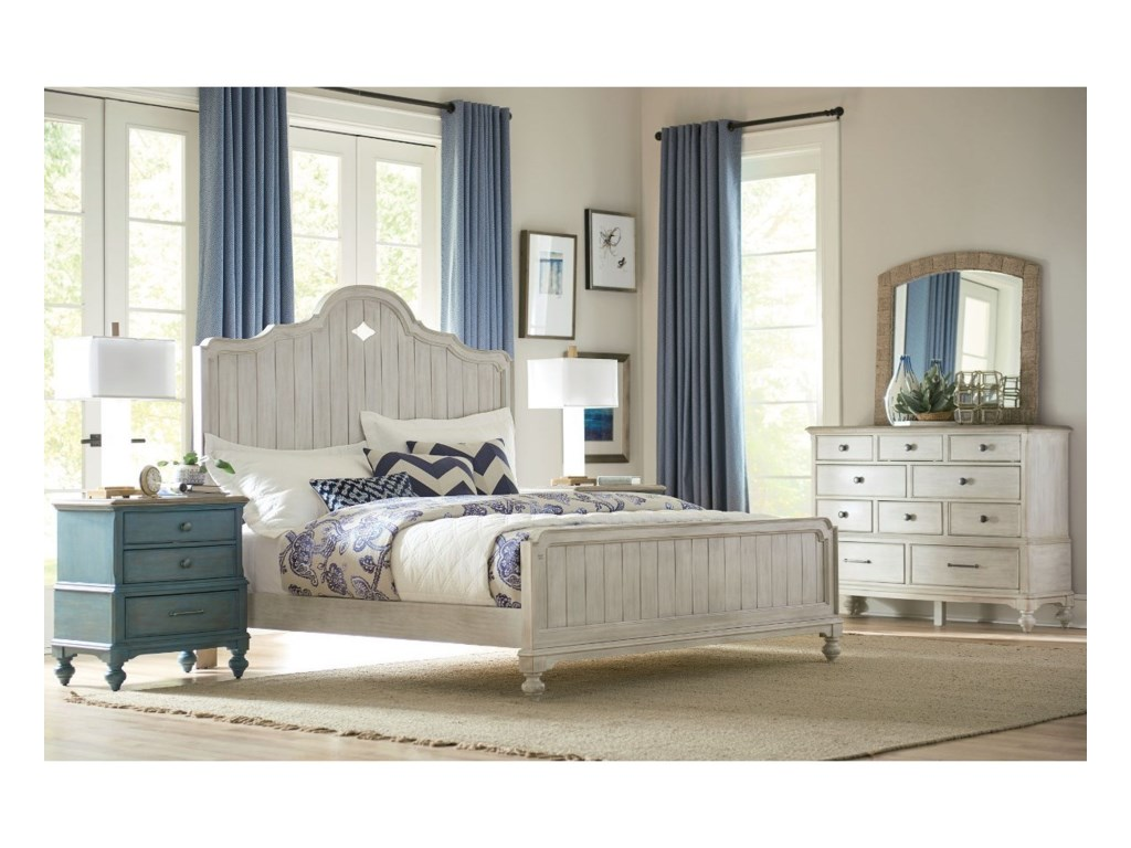 American Drew LitchfieldCalifornia King Bedroom Group