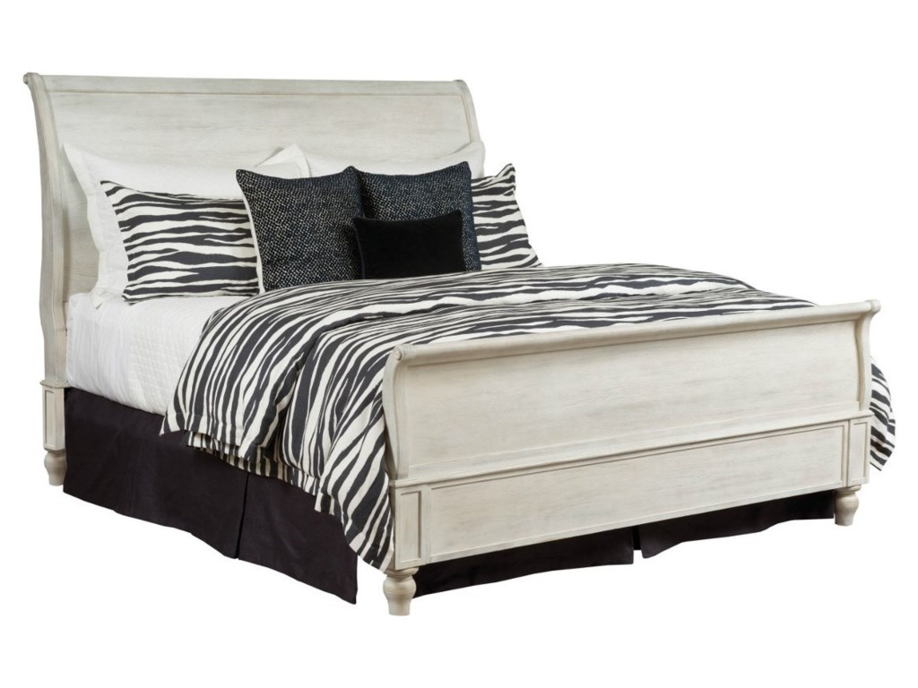 Living Trends LitchfieldHanover Queen Sleigh Bed