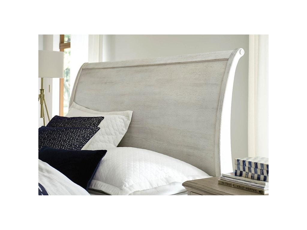 American Drew LitchfieldHanover Queen Sleigh Bed