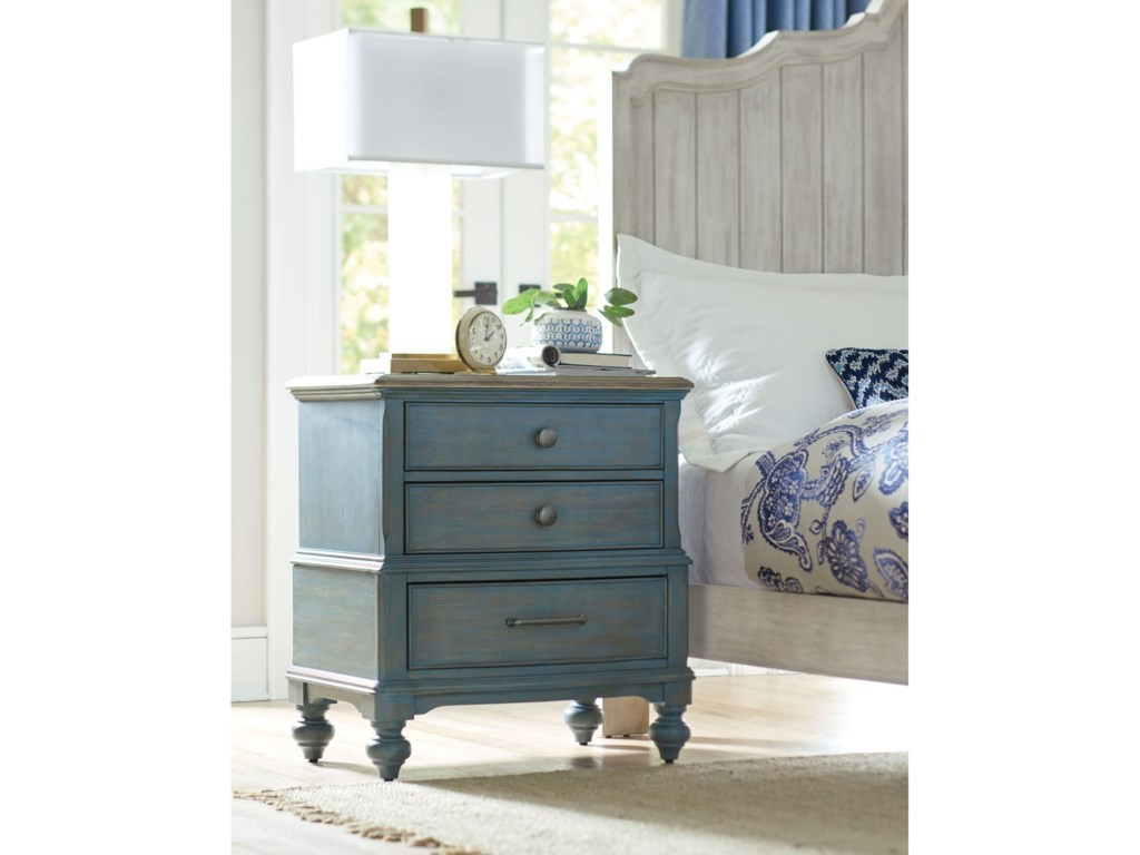 American Drew Litchfield 750Nightstand