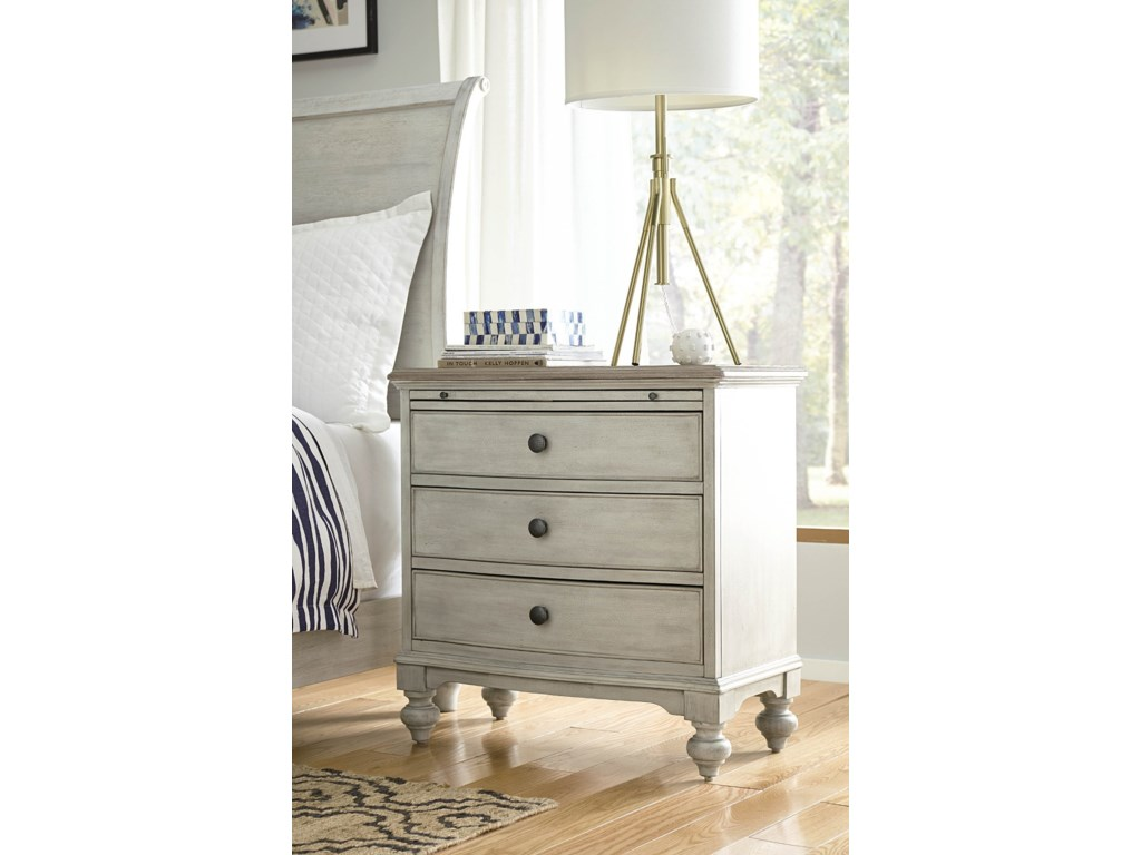 Living Trends LitchfieldBedside Chest