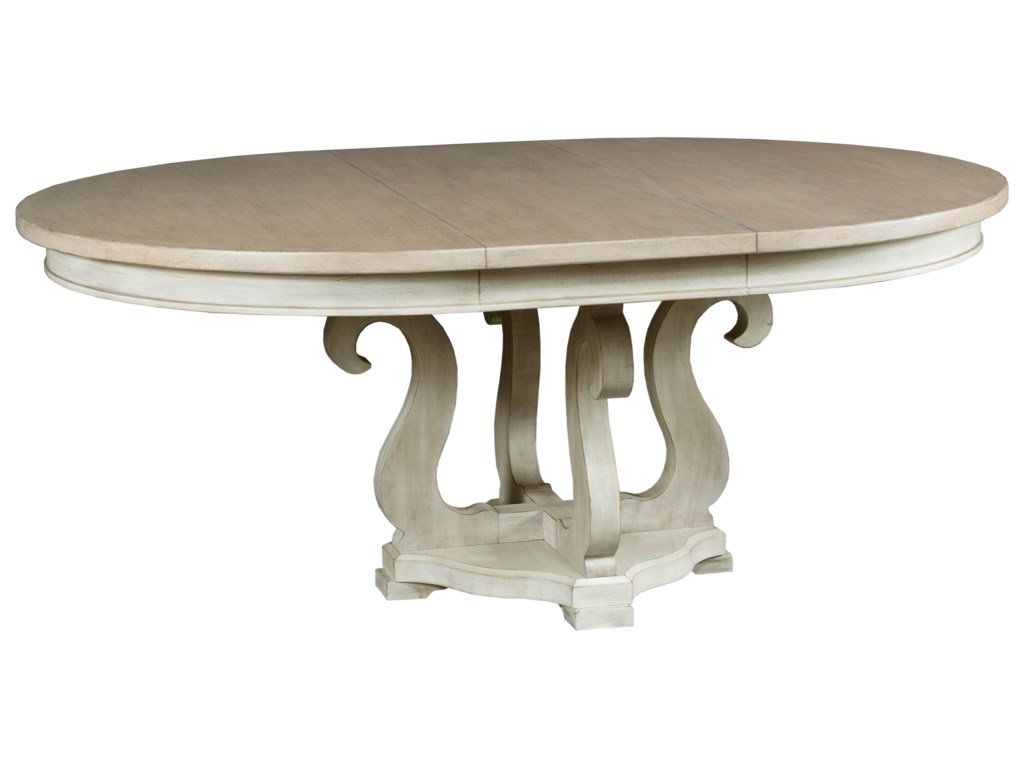 American Drew LitchfieldRound Dining Table