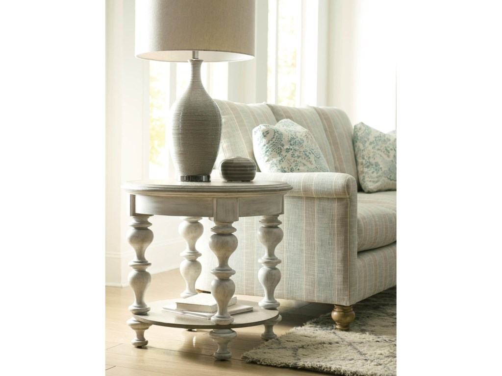 Living Trends LitchfieldEnd Table
