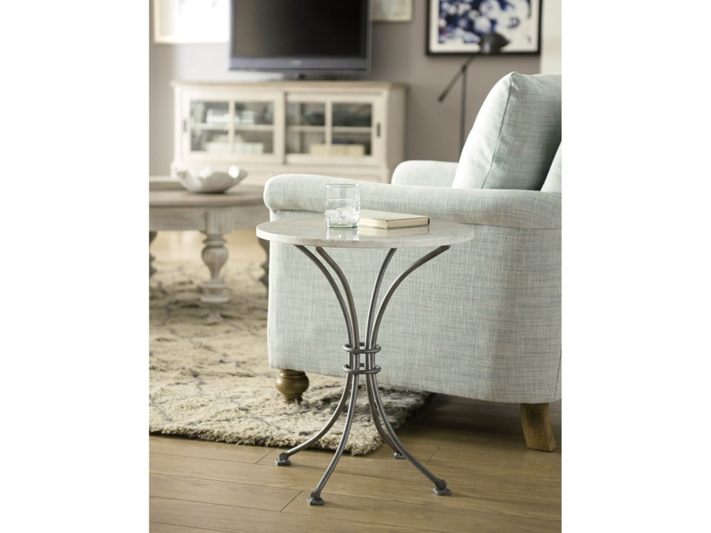 Living Trends LitchfieldDover Chair Side Table