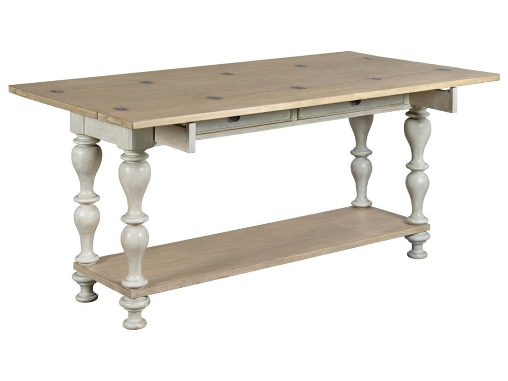 American Drew LitchfieldFlip Top Table