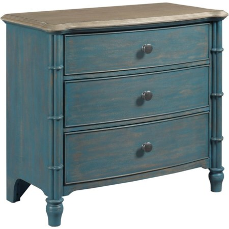 Sundown Accent Chest