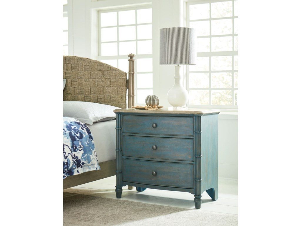 American Drew Litchfield 750Sundown Accent Chest