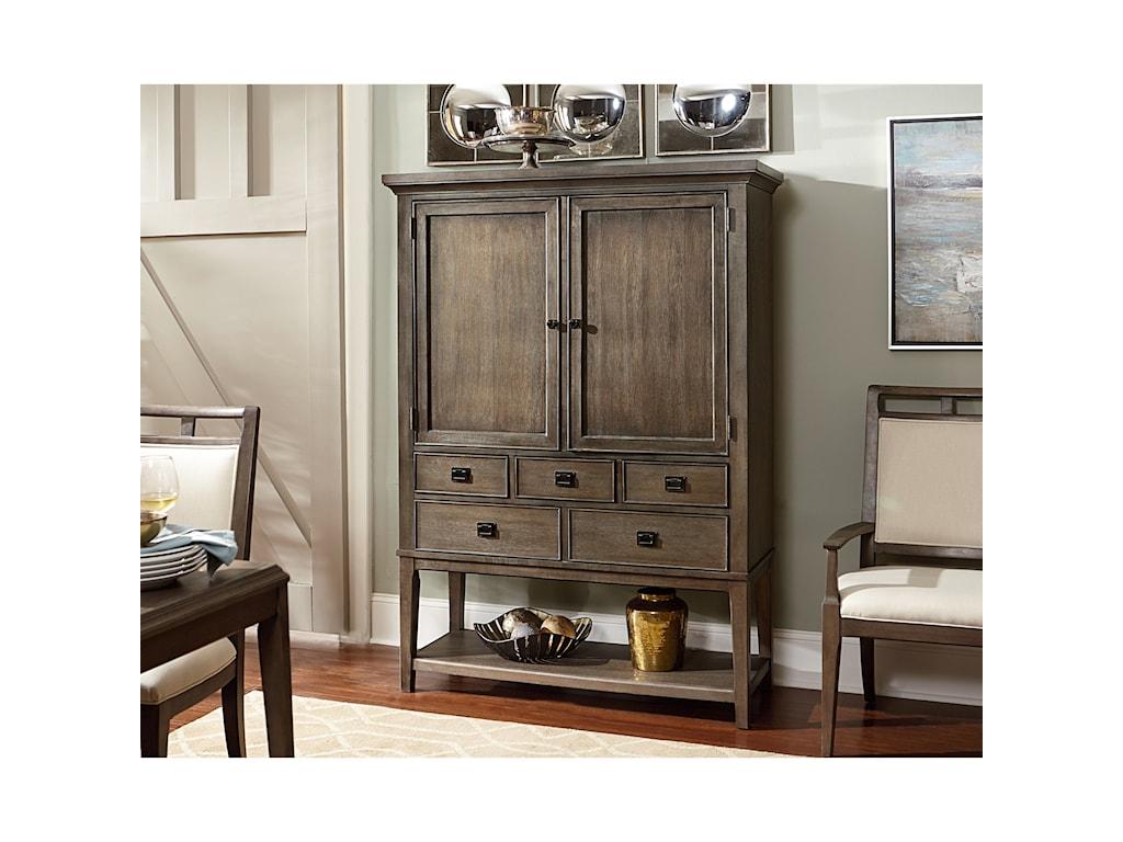 American Drew Park StudioBar Cabinet