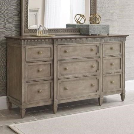 Morris Home SalinaSalina 9 Drawer Dresser