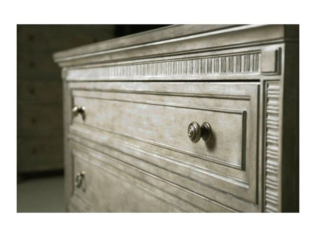American Drew SavonaBellman 3 Drawer Chest
