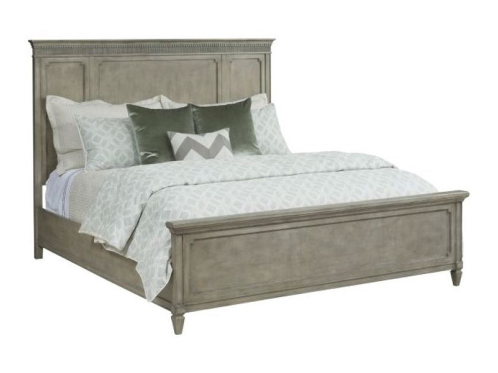 American Drew SavonaKatrine King Panel Bed