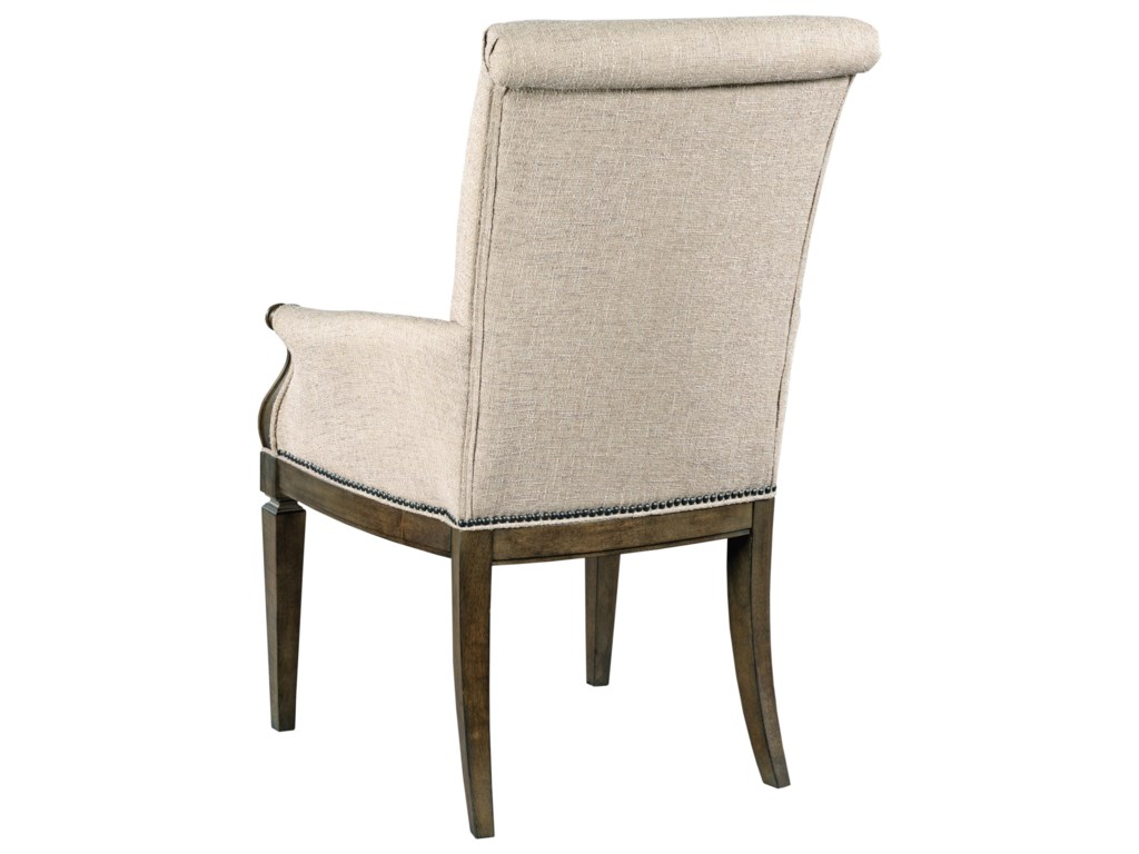 American Drew SavonaCamille Upholstered Arm Chair