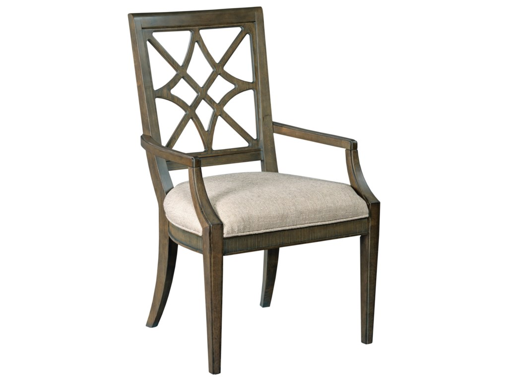 American Drew SavonaGeniene Arm Chair