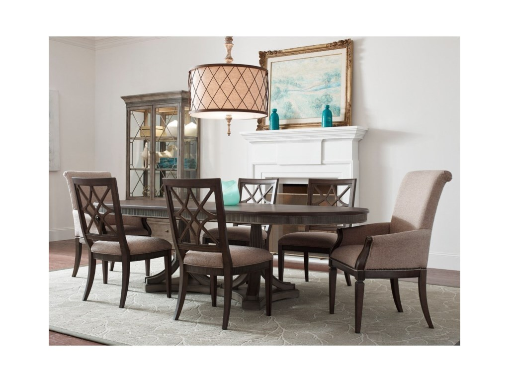 American Drew SavonaFreidrick Dining Table